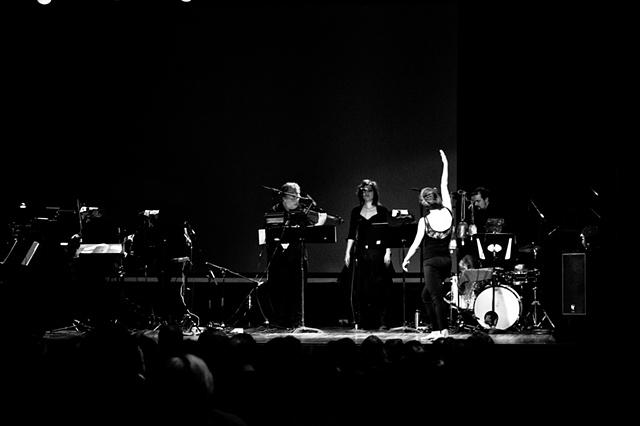 Amanda Schoofs Composition Acedia Experimental Vocalist