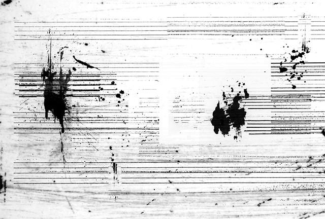 Amanda Schoofs Composition Composer You Burn Us Visual Poetic Score