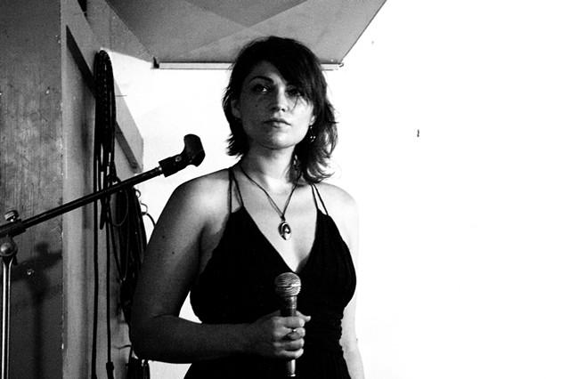 Amanda Schoofs Composition Voice photo by Paul Mitchell