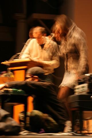 Pycrete Choir December 13, 2007