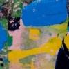Mixed Media Paintings (2007-2008)