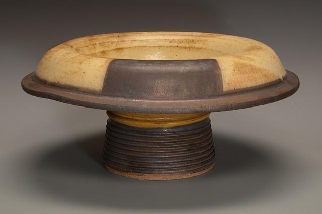 Drop Rim Pedestal Bowl