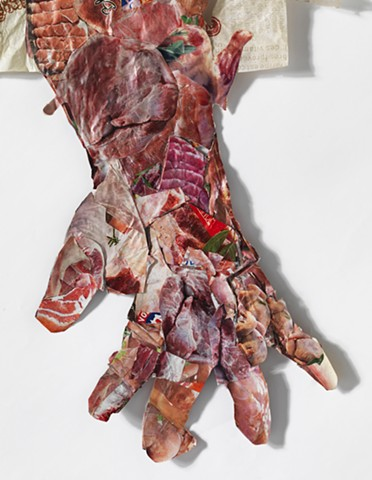 detail, Daily Bread : Raw Meat (Nathalie 2)