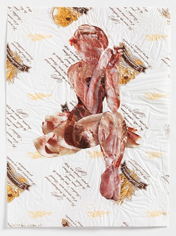 Daily Bread : Raw Meat (Pin-up)