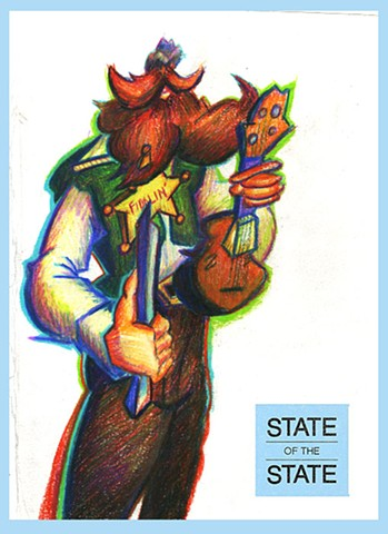 Tumblin' Bones: Commission for State of the State 3