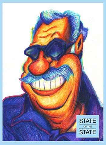 Denny Breau: Commission for State of the State 3