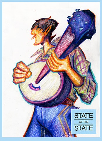 Tricky Britches: Commission for State of the State 3