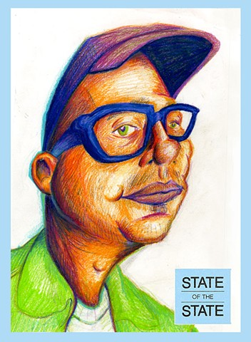 Spencer Albee: Commission for State of the State 3