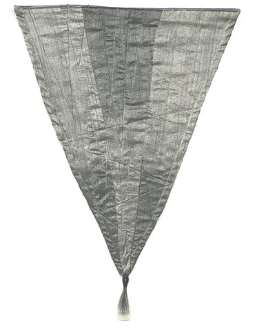 Shark's Tooth Quilted Pennant