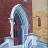 East Entrance Kirkland Hall