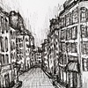 Une Rue A Visiter