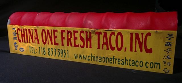 CHINA ONE FRESH TACO Inc.