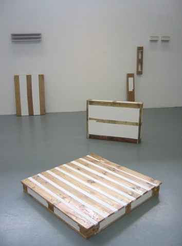 Pallet (Various Untitled Configurations)