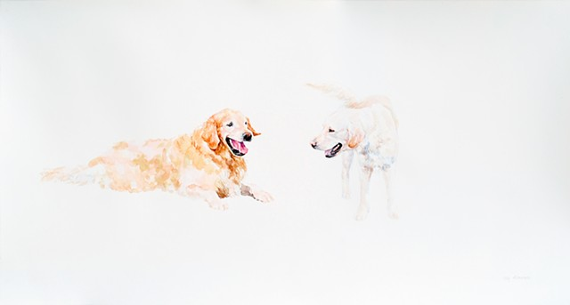 Two Retrievers II