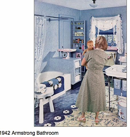 1942 Bathroom for baby 2