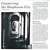 Conserving the Shophouse City