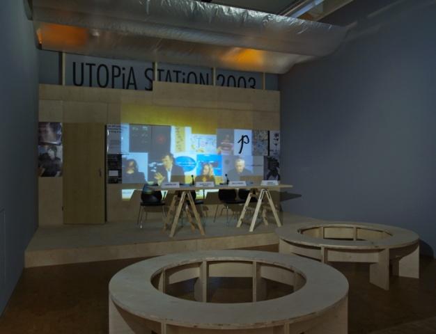Utopia Station 2003