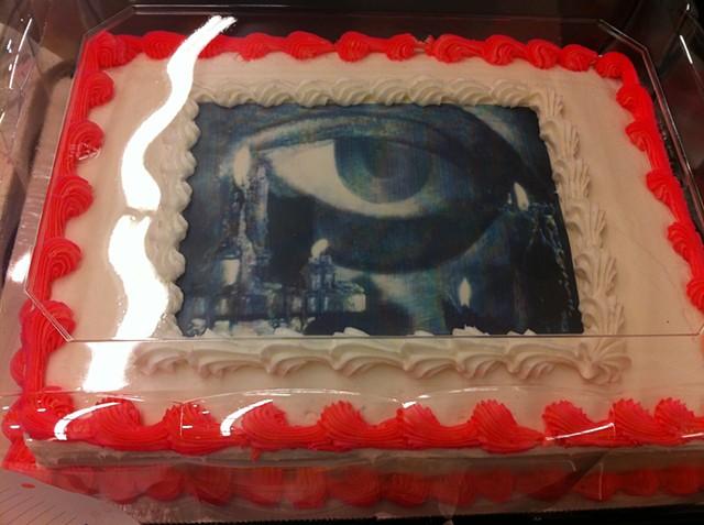 EisentStein's Cake