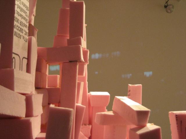 pink city detail