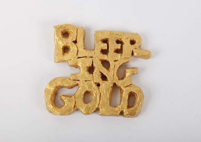 Bleeping Gold
