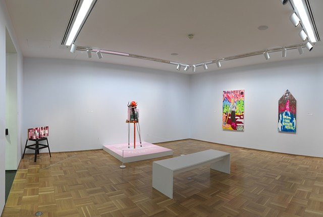 "The ""Gallery"" installation view."
