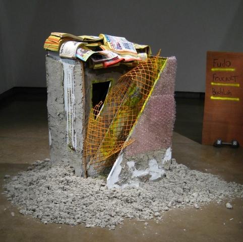 Fudo Foucault Buchloh prototype