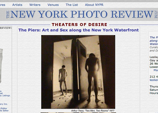 NY PHOTO REVIEW