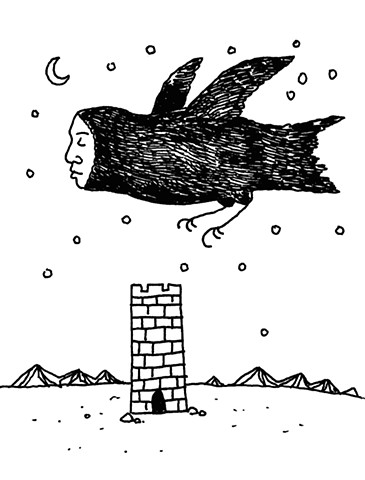 Crow and Castle