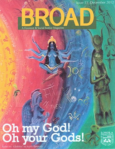 BROAD Magazine