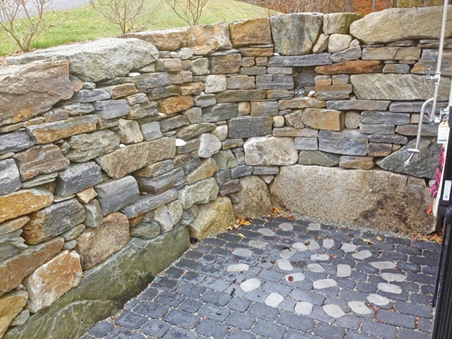 Anderle Retaining Wall (3c)