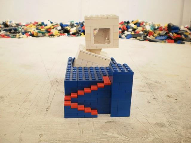 Sculpture Platform (a)