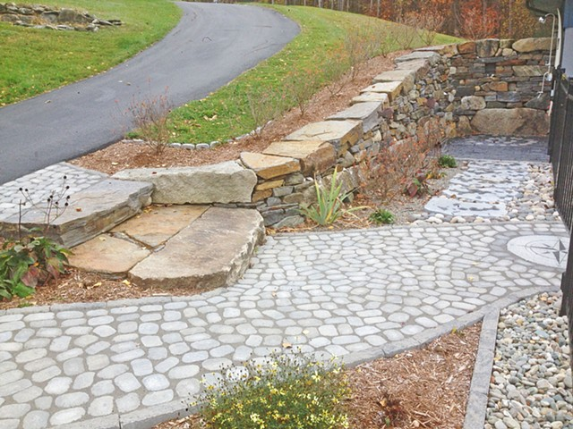 Anderle Retaining Wall (3a)