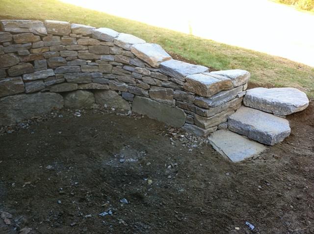 Anderle Retaining Wall (2b)