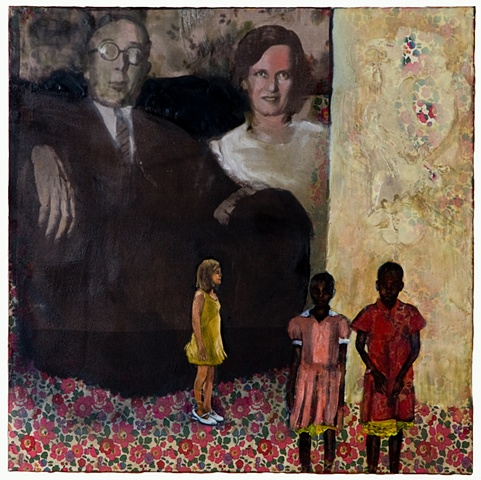 Susanne Mitchell, Mitchell, Susanne, Susie Mitchell, art, contemporary art, contemporary artist, artist, drawing, painting, mixed media, encaustic, van dyke, photography, post colonial, post colonialism, narrative art, race, identity, Malawi, Africa