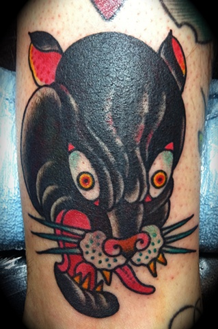 Panther Cover-Up