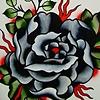 B&G Roses (split sheet)