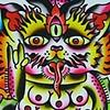 Hell Cat (split sheet)
