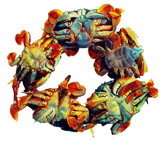 Crabs in Ring