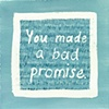 bad promise