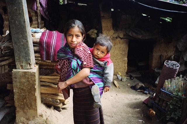 Village outside Colotenango, 2010