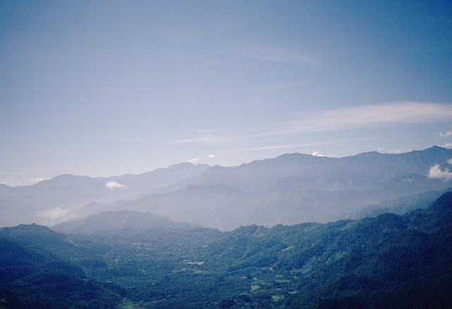 Northwestern highlands of Guatemala, region of Nuevo San Ildefonso, 2010 (Kodachrome)