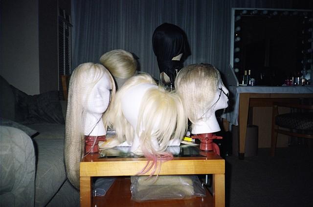 Cyndi Lauper's Wigs, Manhattan, 2009