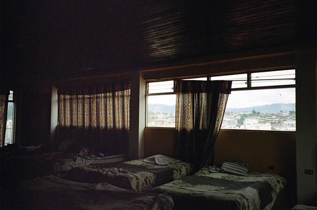 Dorm, Xela, Guatemala, 2010