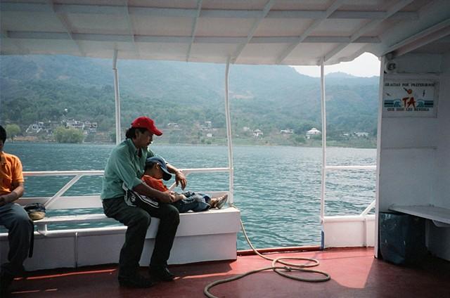Lake Atitlan, Guatemala, 2011