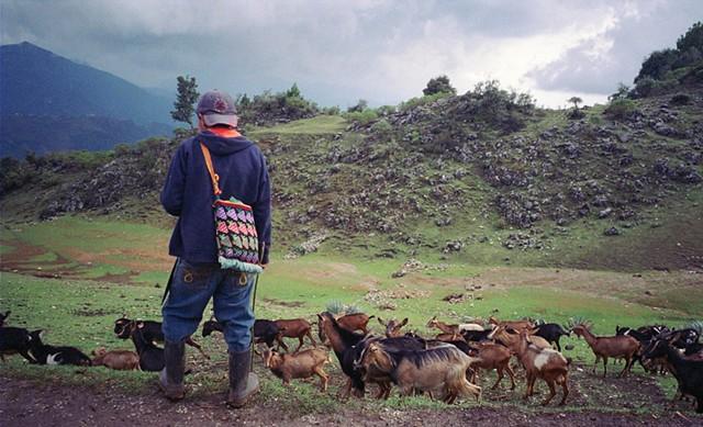 Huehuetenango, Guatemala, 2011
