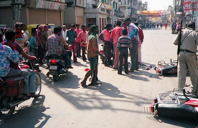Varanasi, India, 2010