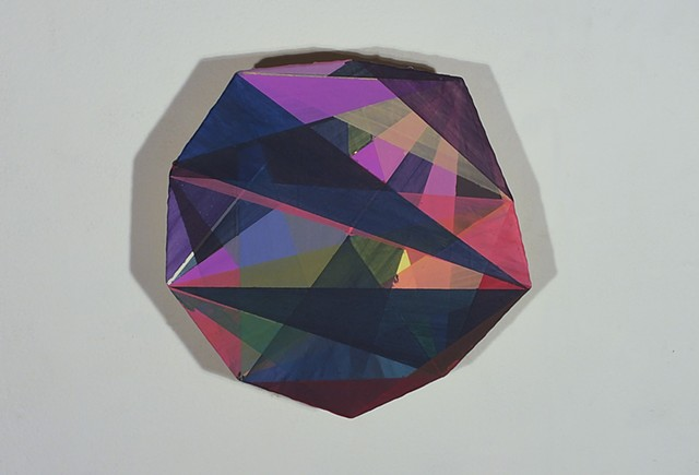 Untitled (Flat Dodecahedron 01)