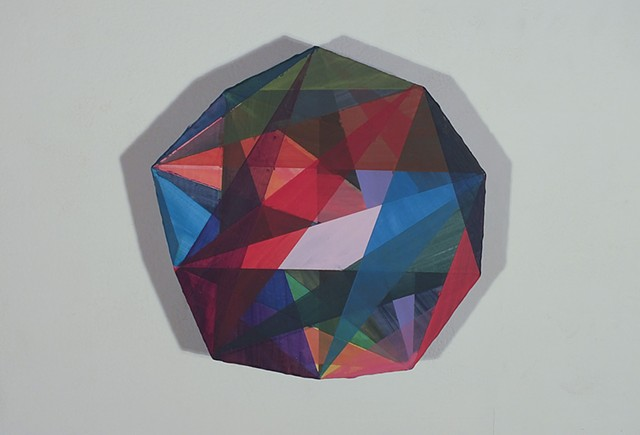 Untitled (Flat Dodecahedron 02)