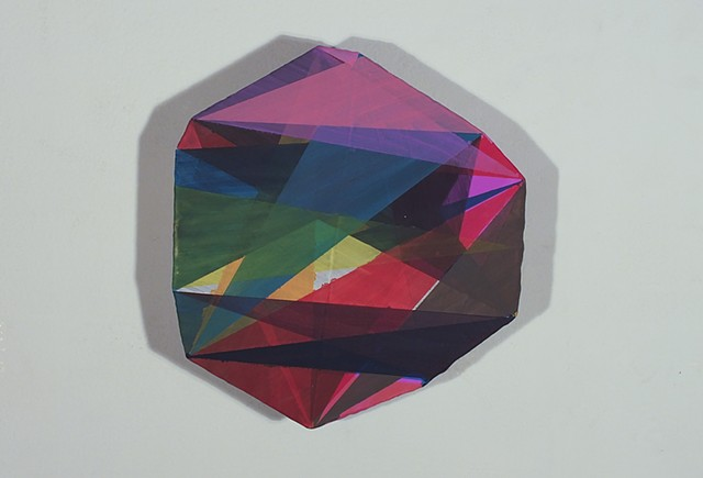Untitled (Flat Dodecahedron 03)