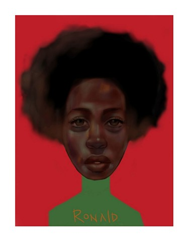 Black Girl Red